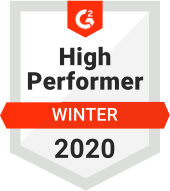 High Performer Winter 2020